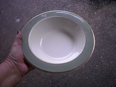 Taylor, Smith & Taylor CLASSIC HERITAGE CELADON GREEN 9 1/2'' VEGETABLE BOWL #2