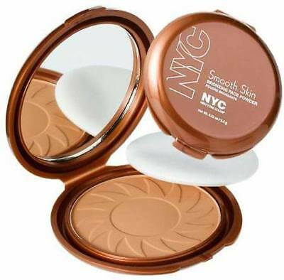NYC Smooth Skin Bronzing Face Powder - Sunny
