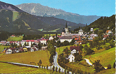 Austria Postcard - Mariazell - Showing Houses   DR194