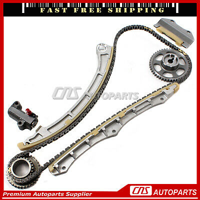 New Timing Chain Kit 02-07 Honda Accord CRV Element 2.4L DOHC K24A1 K24A4 K24A8