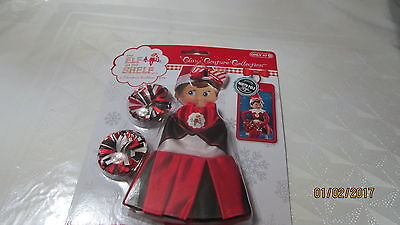 2016 ELF ON THE SHELF Clothing Spirited Cheer Gear New CLAUS COUTURE NEW