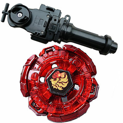 Fang Leone W105RF Beyblade  BB-116D Metal 4D Power High Performance+Black Wire