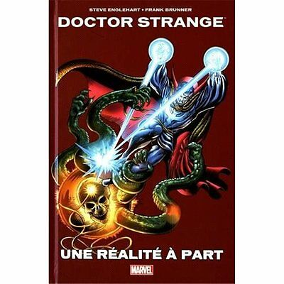 Neuf - Bd Doctor Strange: Une Realite A Part