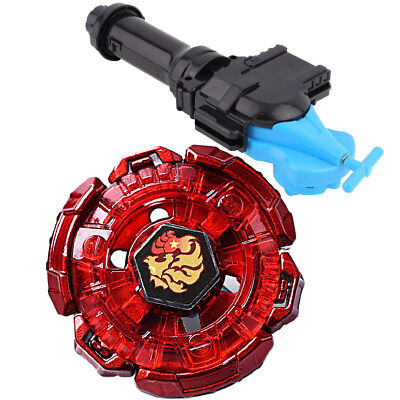 Beyblade Fang Leone W105RF BB-116D Metal 4D Power High Performance Set+Blue Wire