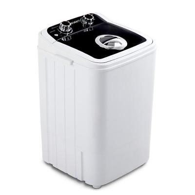 4.6KG Mini Portable Washing Machine Top Load Spin Dry Camping Caravan Home
