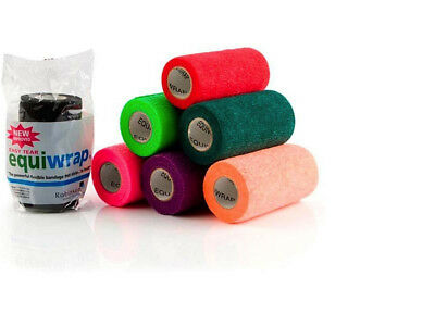 Cohesive Bandage Vet Wrap for Horses, Ponies FREE DELIVERY