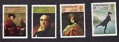 British Paintings Sir J Reynolds 1973 MNH R35237