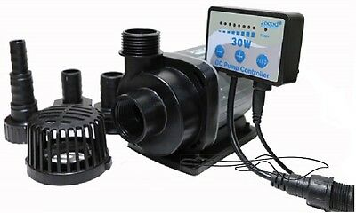 Jebao Jecod Dcs 2000 Return Pump Variable Speed Aquarium Sump Marine Fish Tank