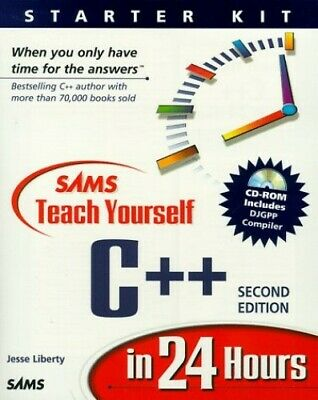 Sams Teach Yourself C++ in 24 Hours: St... by Liberty, Jesse Mixed media product