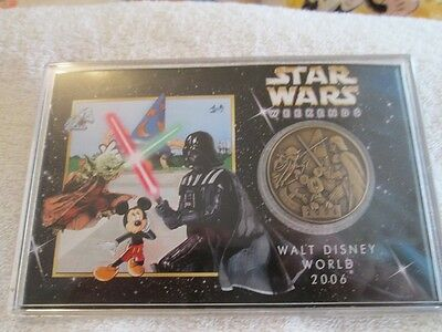 WDW Star Wars Weekends 2006 Limited Edition of 1000 Coin.