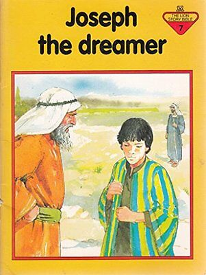 Joseph the Dreamer (The Lion story bible), Frank, Penny Paperback Book The Cheap