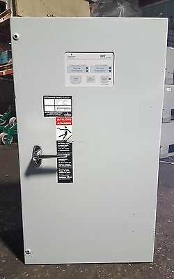 ASCO 104 amp 208 V 3 Phase  Automatic Transfer Switch D00300030104C10C