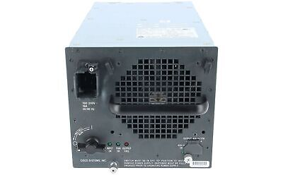 CISCO - WS-CAC-3000W - Catalyst 6500 3000W AC power supply