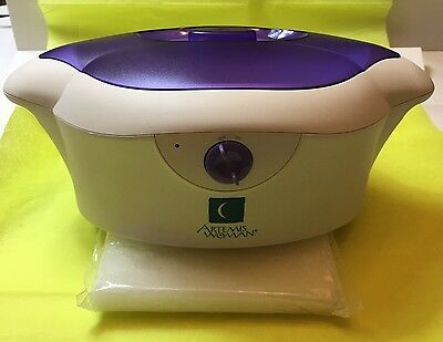 Artemis Woman Paraffin Wax Spa Warmer with  Wax Treatment Arthritis/Sore Hands