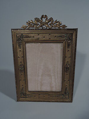 Antique Frame - Picture Photo - Rococo Revival Belle Epoque - French Gilt Bronze