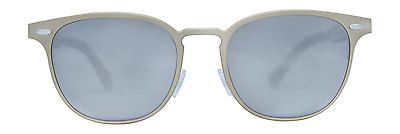 Oliver Peoples 1179s 52356g Unisex Bone/Pecan Pie Frame Taupe Mirrored Lens
