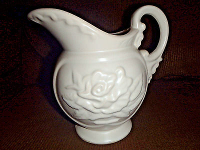 Vintage Pottery Hull Pitcher A50  Vase Pitchers Ceramic Usa