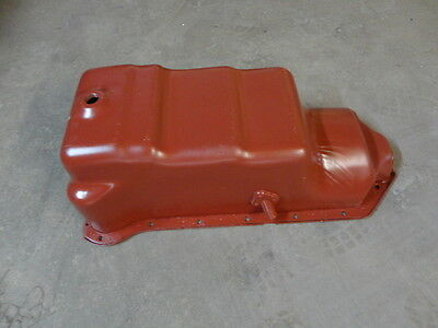 Flathead Ford V8 Canadian Mercury Oil Pan w/o baffle RARE Hot Rod SCTA CLEAN