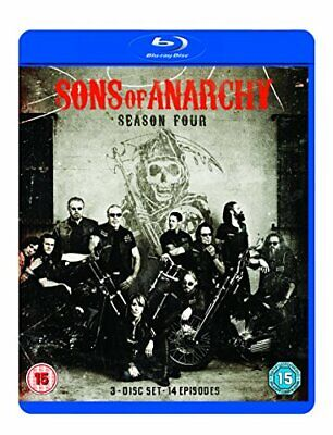 Sons of Anarchy - Season 4 [Blu-ray] - DVD  BUVG The Cheap Fast Free Post