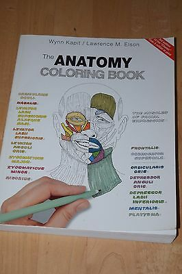 the anatomy coloring book kapit pdf