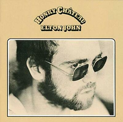 Elton John - Honky Chateau - Elton John CD GEVG The Cheap Fast Free Post The