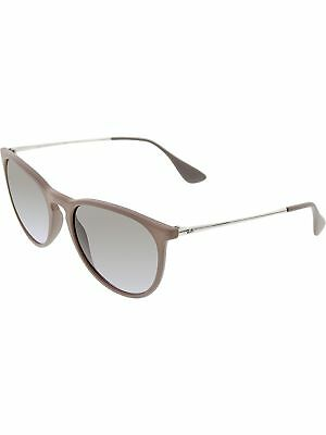 Ray-Ban Women's Erika RB4171-600068-54 Grey Round Sunglasses