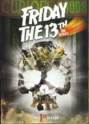 Friday The 13Th - The Series: The First Season New Dvd
