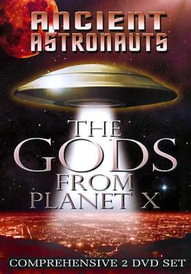 Ancient Astronauts: The Gods From Planet X New Dvd