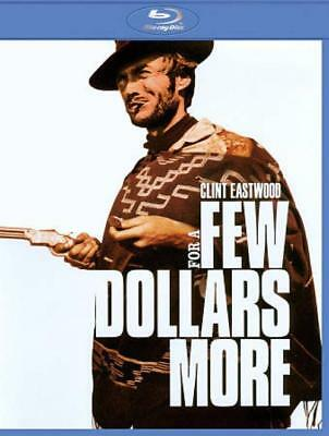 For A Few Dollars More New Blu-Ray