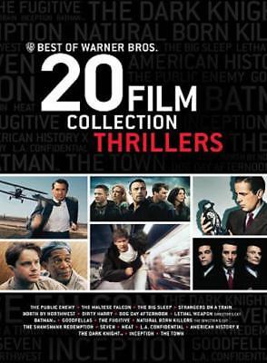 Best Of Warner Bros.: 20 Film Collection - Thrillers New Dvd