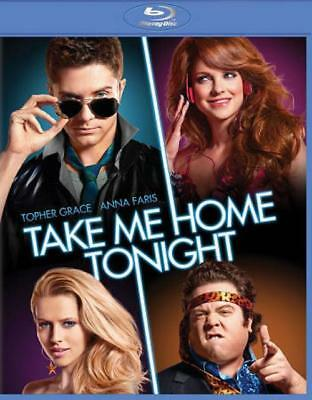 Take Me Home Tonight New Blu-Ray
