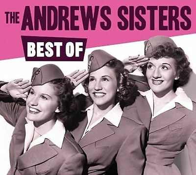The Andrews Sisters - The Best Of The Andrews Sisters New Cd