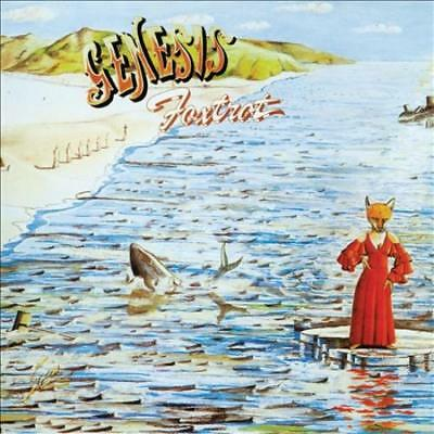Genesis (Uk) - Foxtrot New Cd