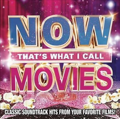 Various Artists - Now That's What I Call Movies New Cd