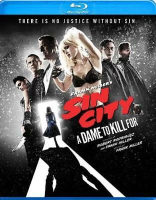 Frank Miller's Sin City: A Dame To Kill For New Blu-Ray