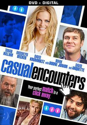 Casual Encounters New Dvd
