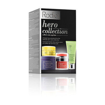 "Rodial Hero Collection Kit ""Coffret Soin Supreme"" Ultimate Skin Care Collection"