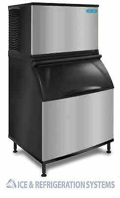 Manitowoc Koolaire 324Lb Commercial Ice Machine Maker W/bin Ky0250A