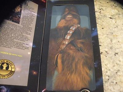 "Star Wars Chewbacca Collector Series 12"" Poseable Figure 1996 Kenner"