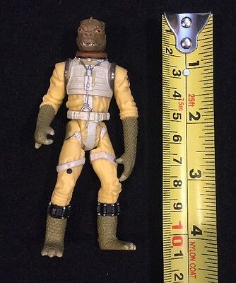 1997 Kenner Star Wars Action Figure Bossk The Bounty Hunter!  As Pictured.