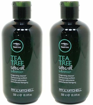 b5618b967d7 PAUL MITCHELL TEA Tree Special Shampoo 10.14oz ( Pack of 2) -  21.75 ...