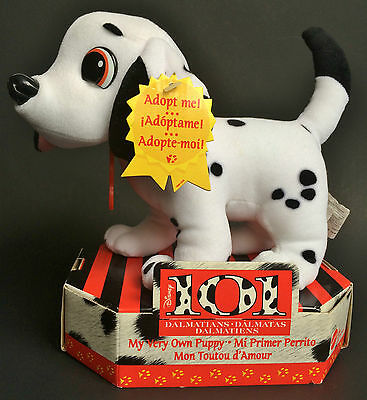 Disney Mattel 1996 Vintage 101 Dalmatians My Very Own Puppy Dog Animated Movie