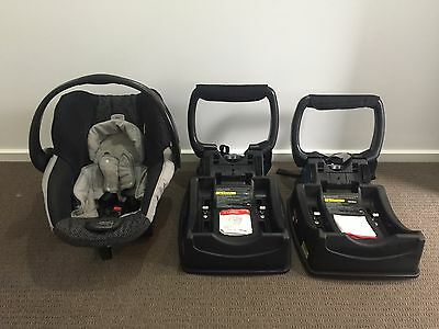 britax safe and sound unity capsule manual
