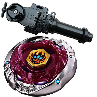 Metal Fusion Starter Phantom Orion B:D Performance Beyblade BB118+Black Wire