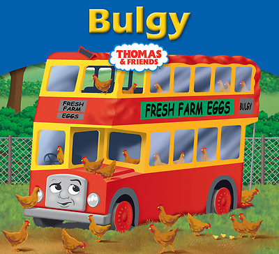 Thomas The Tank Engine And Friends Book. Bulgy. No 5.