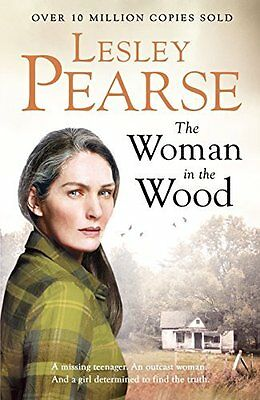 The Woman in the Wood by Lesley Pearse New Hardback Book