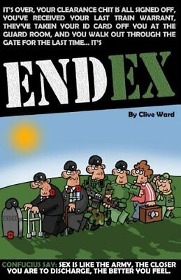 EndEx by Clive Ward New Paperback Book