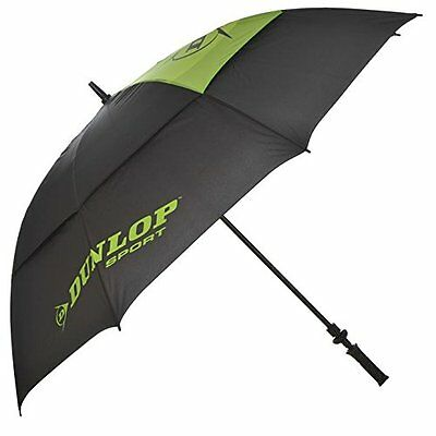 Dunlop Double Canopy Umbrella Weather Protection Covering Golf Sport Accessories