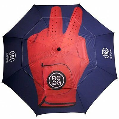 G/FORE Double Canopy Golf Umbrella Peace Patriot