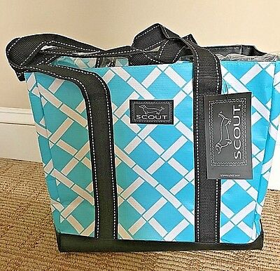 NWT Scout Mini Deano Classic Tote in Bamboozled